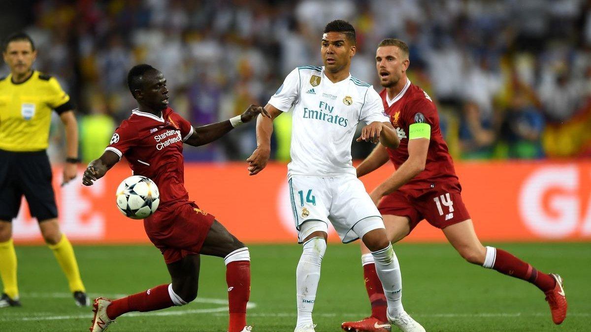 Клиент «Фонбет» поставил ₽600 тыс. на голы в матче «Реал» – «Ливерпуль» 6 апреля