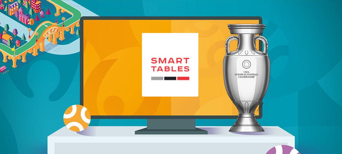 Сервис спортивной статистики Smart Tables открывает бесплатный доступ ко всем функциям на три дня