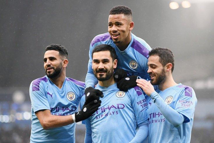 На что поставить в ближайшем матче «Манчестер Сити»: самые яркие тренды 1-го круга сезона 2020/21