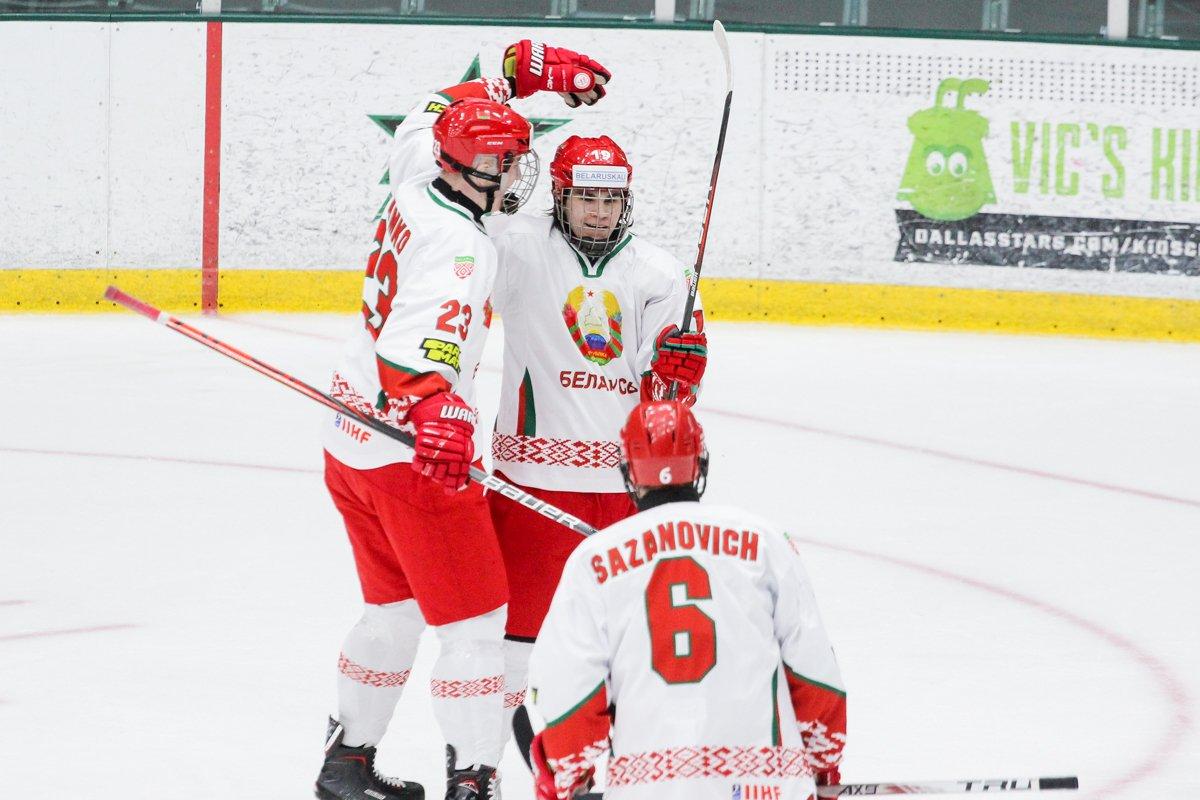 Юниорская сборная Беларуси по хоккею