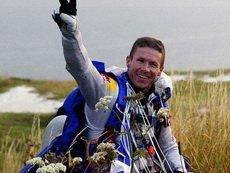 Баумгартнер планирует прыгнуть с высоты 36,6 км