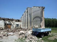 Матч между сборными Италии и Люксембурга отменен из-за землетрясения