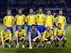 Шведы определились со «списком 23-х» к Евро-2012