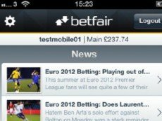 Betfair Euro Finals