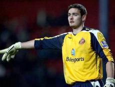 Вратарь Крейг Гордон («Сандерленд») стал автором лучшего сейва за 20 лет Английской Премьер-лиги по мнению болельщиков