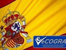 eCOGRA будет сертифицировать гемблинг-компании для Испании
