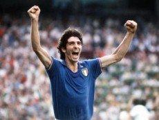 Скандал со 'странными' матчами не помешал Паоло Росси стать лучшим в 1982 году