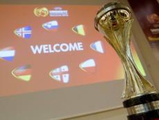 8 юниорских сборных поборятся в Словении за этот трофей