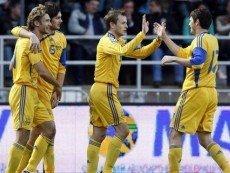 У сборной Украины мало шансов выйти из группы на Евро-2012
