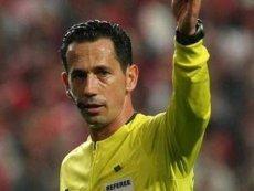 Судить четвертьфинал УЕФА будит арбитр встречи «Челси» с «Баварией» в финале Лиги Чемпионов 2011/2012