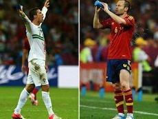 Португалия-Испания. После матча