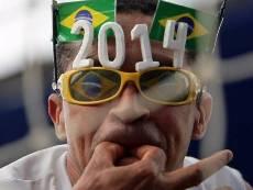 Букмекеры высоко оценивают шансы сборной Бразилии на домашнем ЧМ-2014