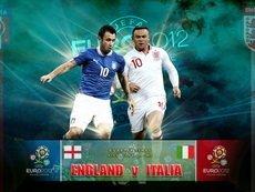 Англия-Италия. После матча