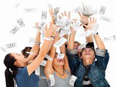 Украинцы тратят на лотереи 1/4 миллиарда долларов в год