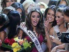 Оливия Кальпо в шоке от своей победы