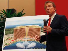 Магнат из США планирует возвести новое казино в Макао