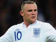 Нападающий сборной Англии Уэйн Руни