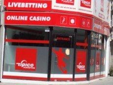 Пункт приема ставок Tipico