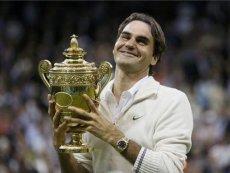 Роджер Федерер, букмекер William Hill и его клиент принесли 158,000 долларов благотворительной организации