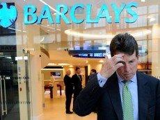 У букмекера William Hill можно поставить на имя следующего генерального директора Barclays