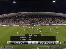 У «Дюделанжа» в первом матче с «Марибором» нет реальных шансов, по мнению букмекеров