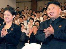 Ким Чен Ын и таинственная незнакомка