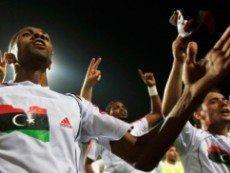 Футболисты сборной Ливии