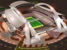 Проект нового стадиона в Миннеаполисе