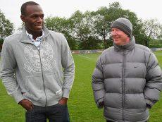 Связь с главным тренером «Манчестер Юнайтед» у Болта уже налажена