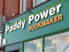 Вывеска Paddy Power