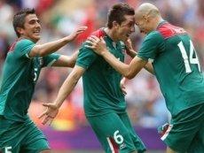 Мексика расстроила Бразилию в финале футбольного турнира среди мужчин на ОИ