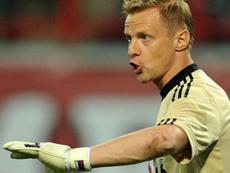 Малафеев отказался от выступлений за сборную России