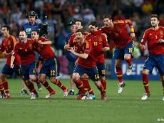 Шансы Грузии победить дома Испанию крайне малы, считают букмекеры