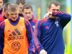 Кержаков возвращается в основу «Зенита». Денисов последует за ним в ближайшее время