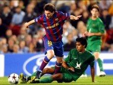 Более явного фаворита, чем «Барселона» в матче со «Спартаком», в первом туре группового этапа Лиги чемпионов нет