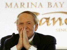 Владелец Las Vegas Sands Шельдон Адельсон