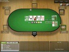Скриншот покерной игры от Microgaming
