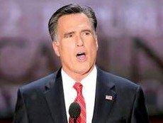 Митт Ромни говорит