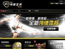 Скриншот сайта Xinweide.com
