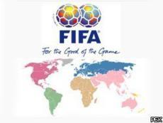 В новом рейтинге FIFA Россия снова выше Бразилии