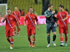 Португалия отстала от России в котировках букмекеров