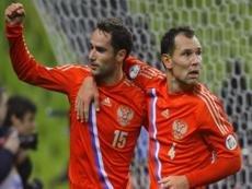 Назван расширенный состав сборной России на матч против США