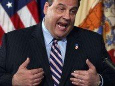 Губернатор Нью-Джерси и главный сторонник легализации ставок Крис Кристи