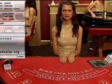 Интерфейс «живого» казино от Evolution Gaming