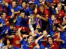 «Барселона» в который раз подтвердила имидж клуба-рекордсмена