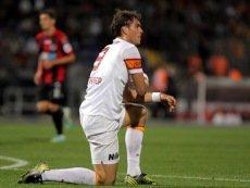 В предыдущем матче с ЧФР «Галатасарай» впервые забил в ЛЧ 2012/2013, а в матче до этого и в двух играх после отгрузил по «трешке» – разыгрался?