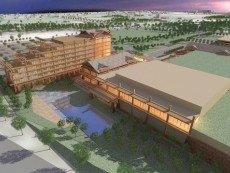 Проект нового отеля-казино