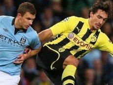 «Боруссия» обыграет «Манчестер Сити» в домашнем матче, считает прогнозист Betfair Кевин Хэтчард