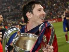 У Месси больше шансов выиграть ЛЧ три раза с «Барселоной» до 2018 года, чем ни разу