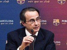 Вице-президент «Барселоны» Хавьер Фаус исключил, что букмекерская контора может стать спонсором каталонцев